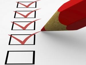 checklist 300x225